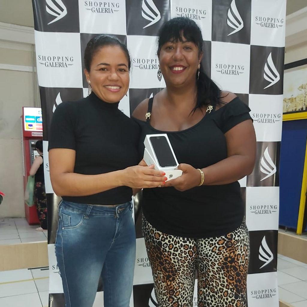 Ganhador da Promoção de Natal 2019 Elisabeth - Shopping Galeria
