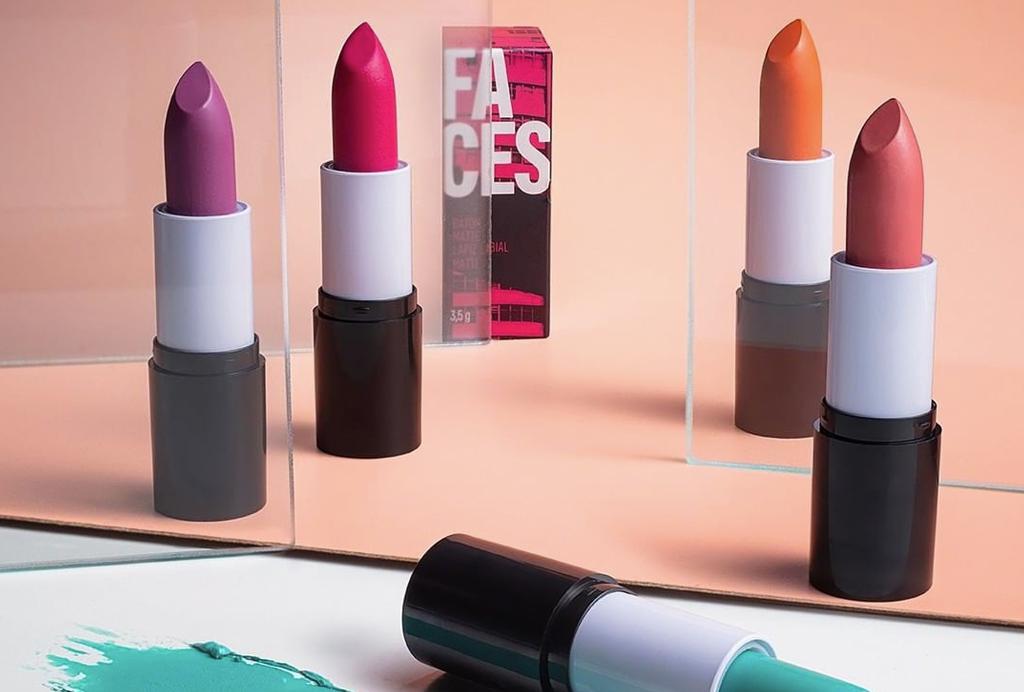 Opções de presentes para mulheres Natura Faces Shopping Galeria