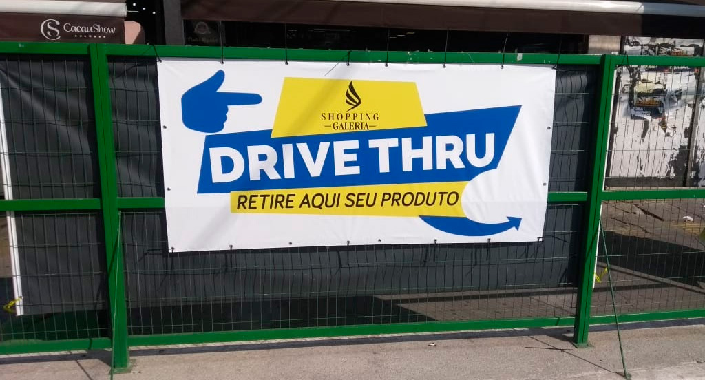 Shop Galeria Osasco Drive Thru