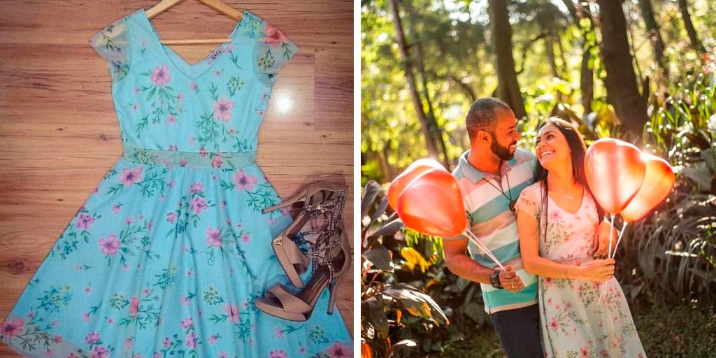 Xikka Costura e Arte Dia dos Namorados 2020 Shopping Galeria