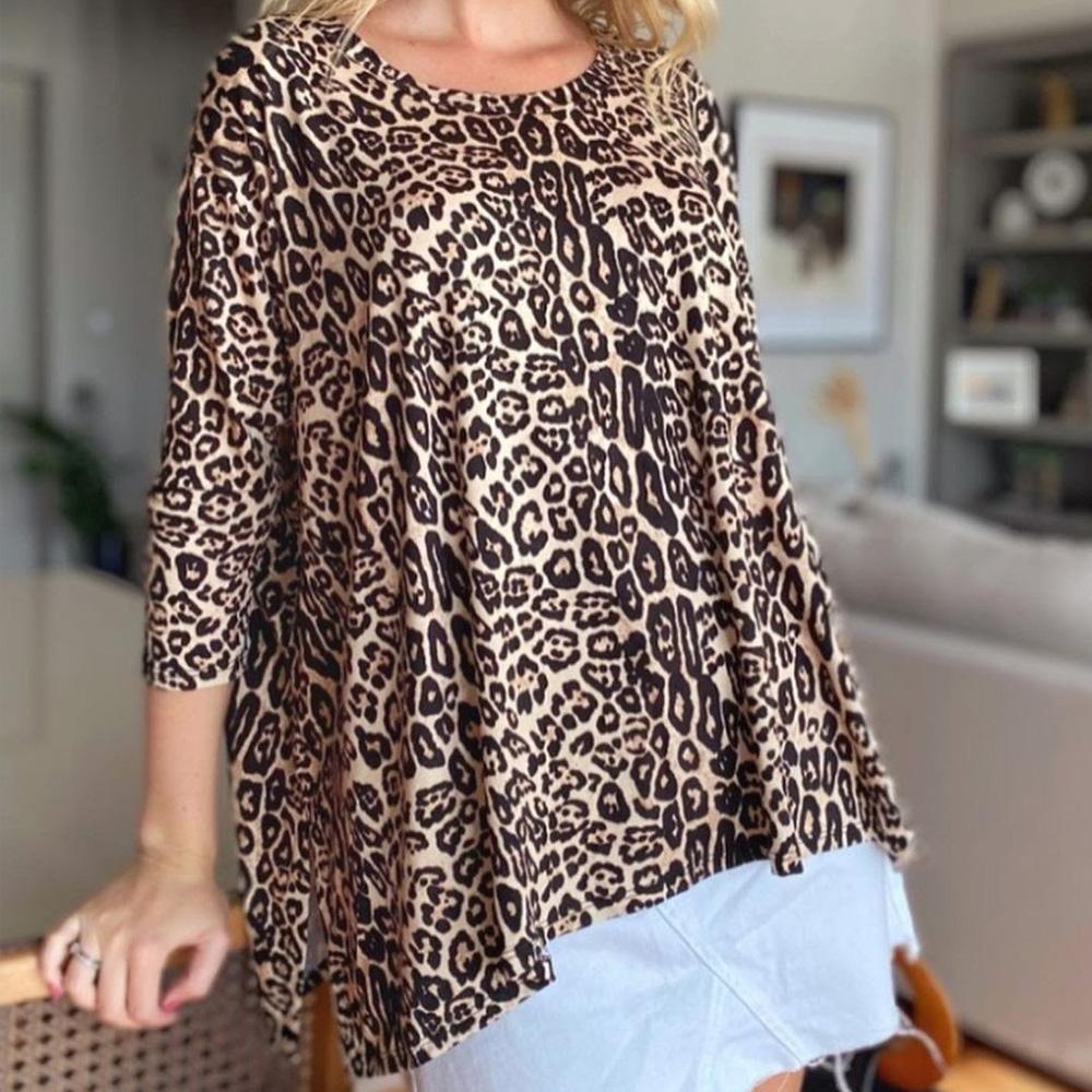 Blusa estampada - Bell Fashion - Presentes para o Dia das Mães - Shopping Galeria