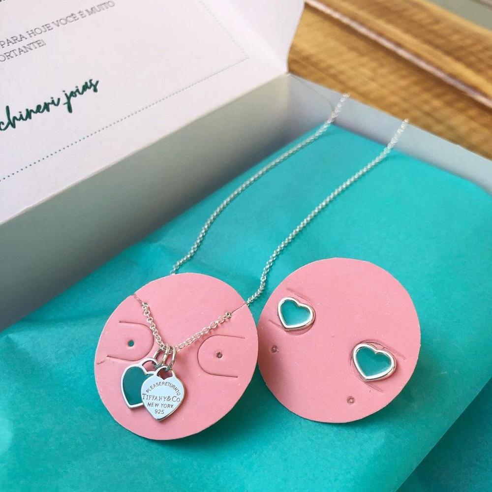 Colar e brincos - Occhineri - Presentes para o Dia das Mães - Shopping Galeria