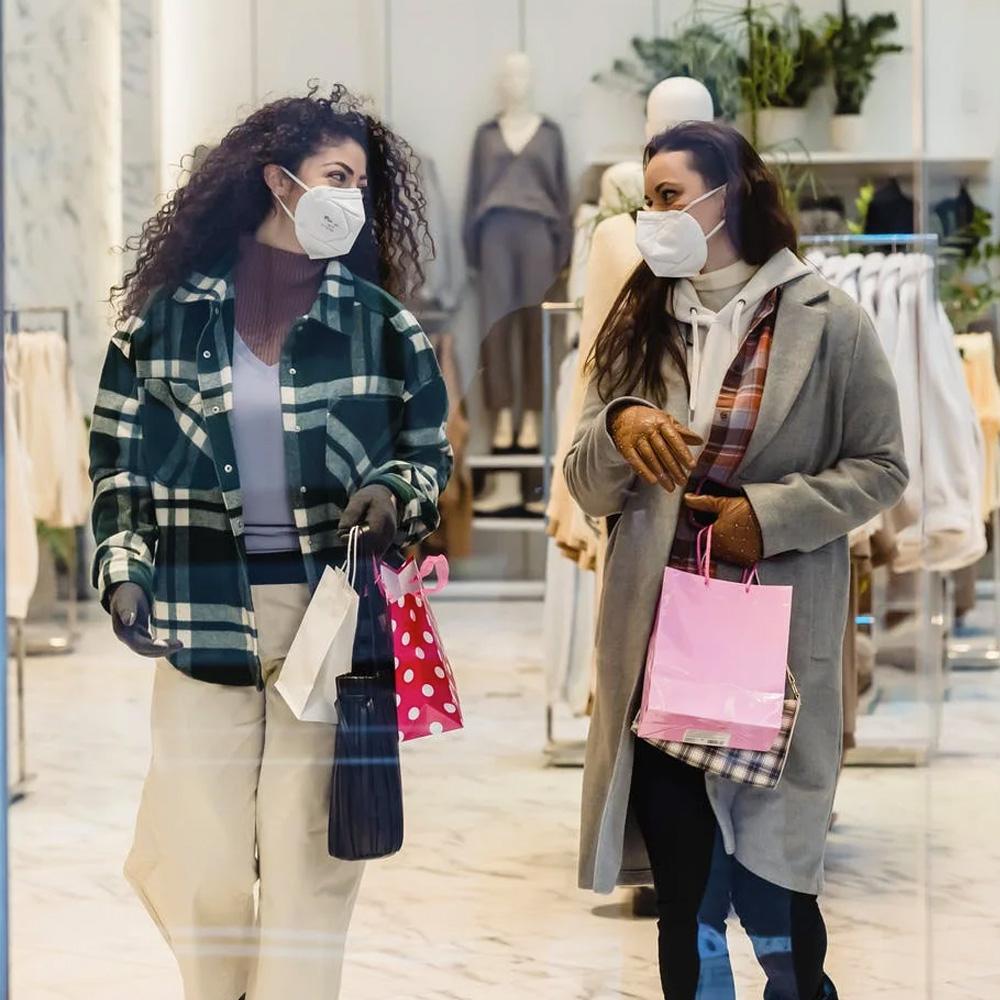 Compras com conforto e segurança Shopping Galeria